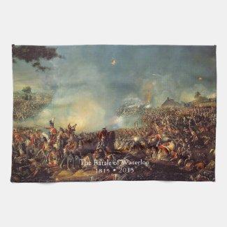 Battle of Waterloo by William Sadler