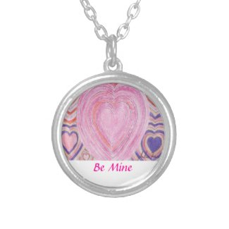 Be Mine Necklace by Julia Hanna