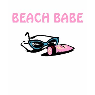 BEACH BABE shirt