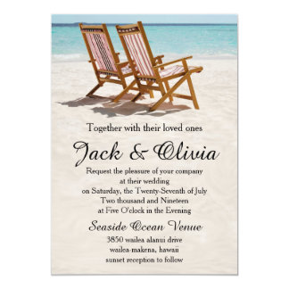 Delightful Beach Wedding Invitation To Design Your Own In Fascinating Styles 288201619