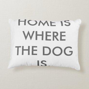 Beagle Decorative Pillow