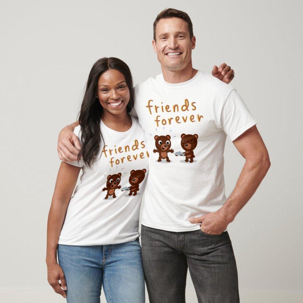 Bears Best Friend  T-Shirt