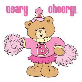 Beary Cheery Cheerleading Bear