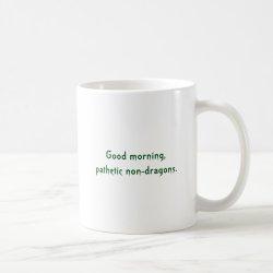 Beaumont and Beasley Dragon Mug