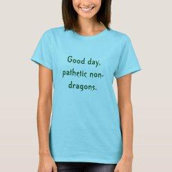 Beaumont and Beasley Dragon Shirt