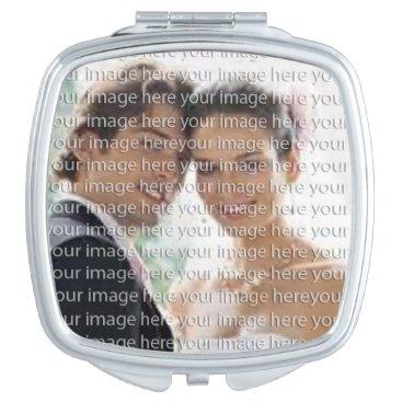 Beautiful Photo Compact Mirror