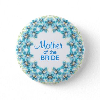 beautiful wedding button