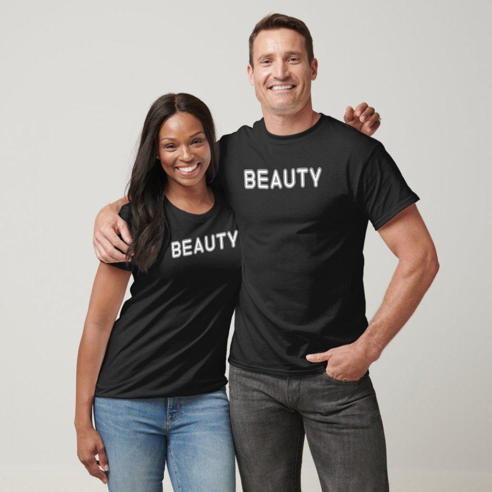 Beauty and The Beast Couple Shirts