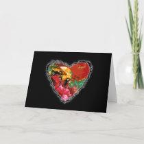 Bee Mine @ Heart Card