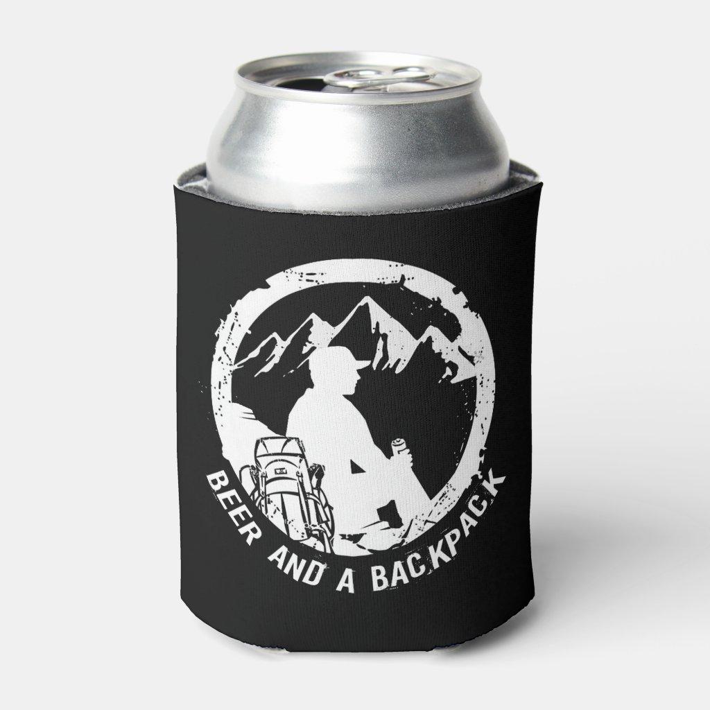 BeerAndaBackpack Beer Can Cooler