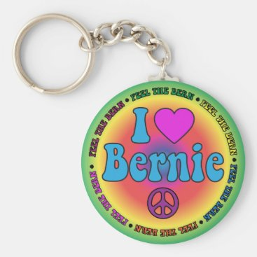Bernie Sanders for President Keychain