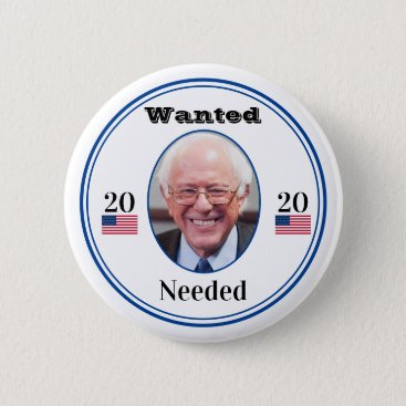 Bernie Sanders President 2020 Vote  Election Pin