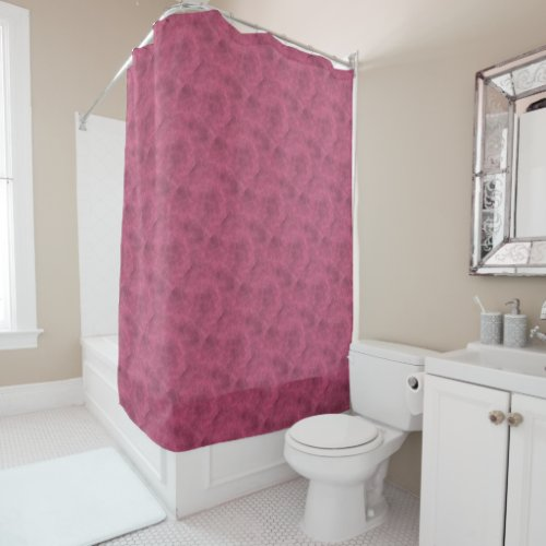 Berry Mist Shower Curtain