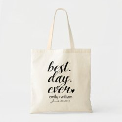 best day ever wedding welcome bag wedding favor tote bag r3d85b13d90b548c4815c299bf1a3b368 v9w6h 8byvr 540 - Wedding Tote Bags For Guest