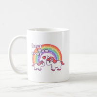 Best Unicorn Mom Ever Coffee Mug