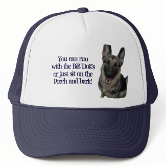 Big Dogs German Shepherd Hat hat