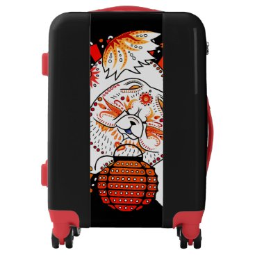 BINDI MI TANG -  Chow - Year of the Dog luggage