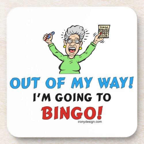 Bingo Lovers Coaster