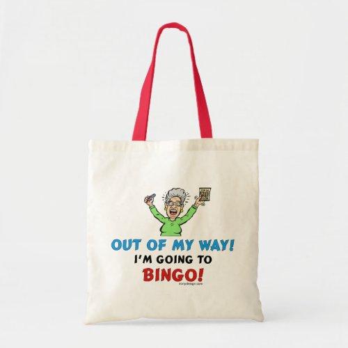 Bingo Lovers Tote Bag