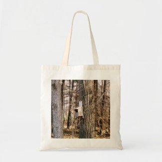 Bird House Bag bag