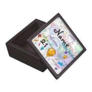 Birthday Premium Gift Box (Personalize)