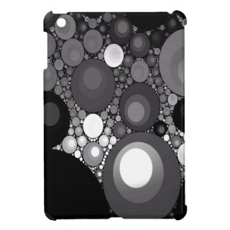 Black and White Art Decor Case For The iPad Mini