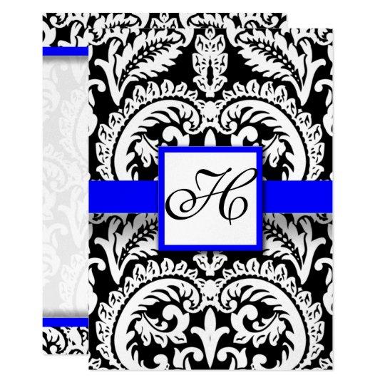 Diy Printable Wedding Pocket Fold Invitation Set A7 5 X 7 Editable Ms Word File