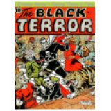 Comic Book Geeks T-Shirts & Gifts - Black Terror #2