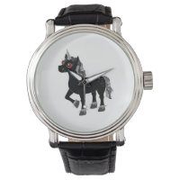 Black Unicorn Watch