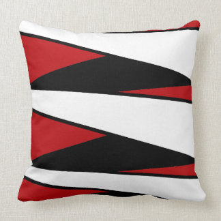 Online Get Cheap Striped Black And White Pillow Aliexpress Com