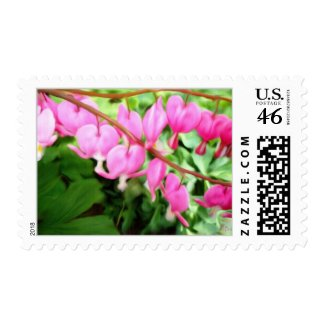 Bleeding Hearts Postage
