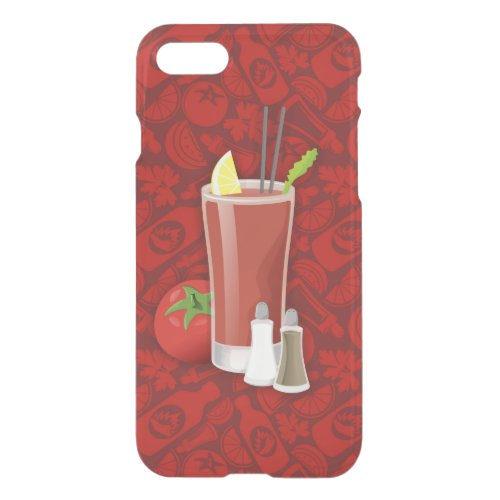 Bloody Mary iPhone 8/7 Case