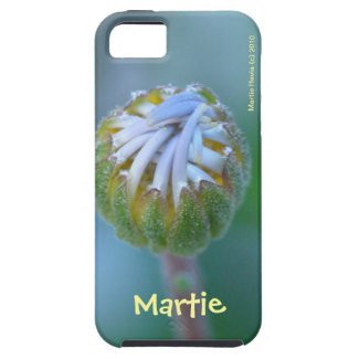 Blue Bud Daisy - iPhone 5 Case-Mate Vibe Iphone 5 Covers