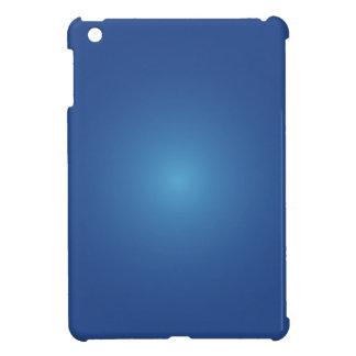 Blue Burst Design Cover For The iPad Mini