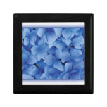Blue Hydrangea Blossoms gift boxes