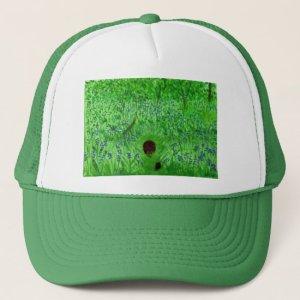 Bluebell Wood Hedgehogs Trucker Hat