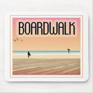 Boardwalk Mouse Pad
