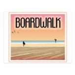 Boardwalk postcards