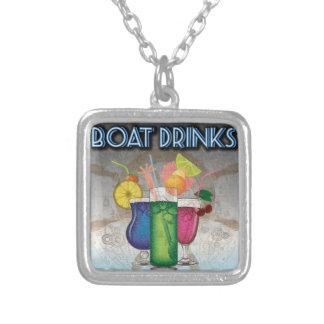 Boat Drinks Pendants