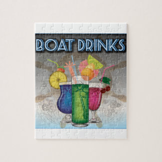 Boat Drinks Puzzle