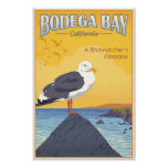 Bodega Bay California Poster