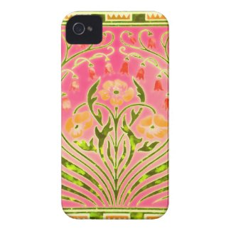 Bohemian Garden iPhone 4/4S Case Iphone 4 Case-mate Cases