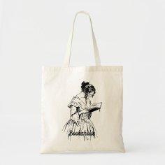 Bookaholic Tote