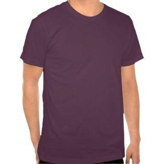 Bootstrap CSS Framework Purple T-Shirt