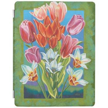 Bouquet in Border III iPad Smart Cover