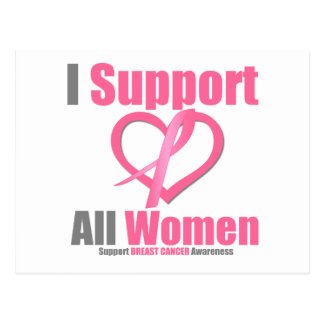Breast Cancer Awareness Month Postcards | Zazzle