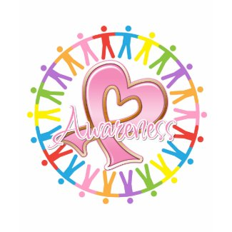 Breast Cancer Unite in Awareness zazzle_shirt
