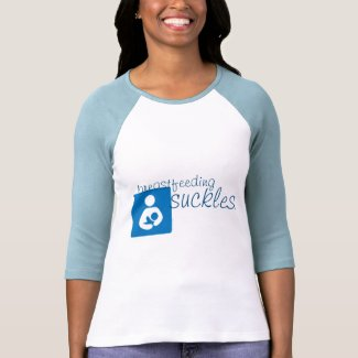 Breastfeeding Suckles shirt