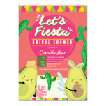 Bridal Shower Fiesta Invitation