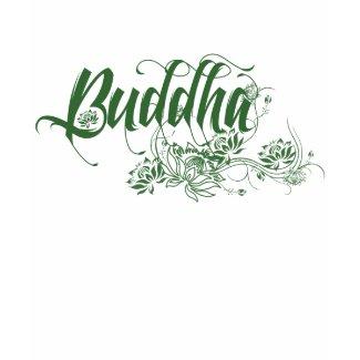 BuddhaFul Buddha Goes Green shirt
